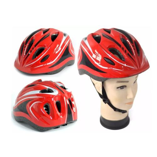 casco de seguridad para bicicleta skate patineta rollers-ub