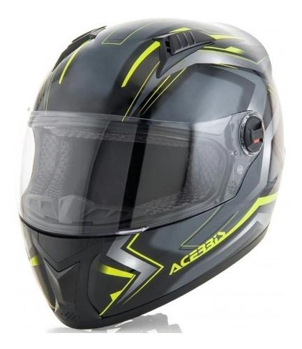 casco integral acerbis | profesional, hecho en italia