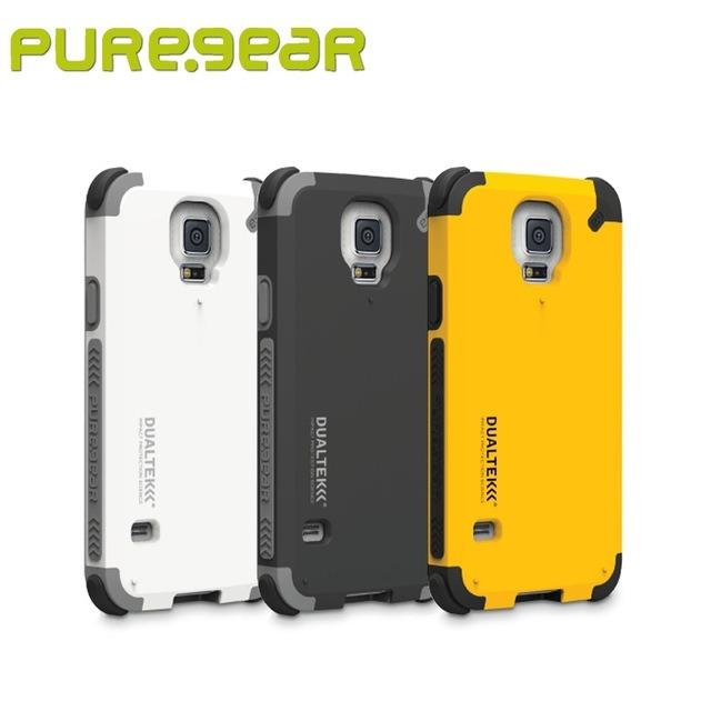 new style 7587f c75e7 Case Funda Protector Samsung Galaxy S4 Y S5 Puregear Dualtek