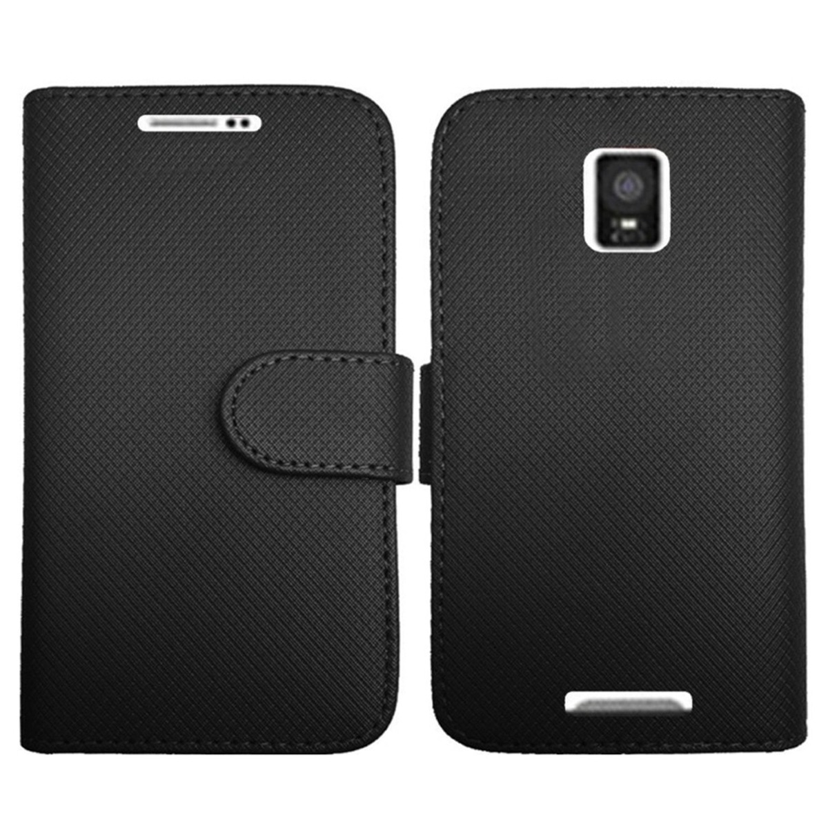 new product d609f bafd1 Case Wallet Hr Wireless Samsung Note 4 Pu Leather Flip W