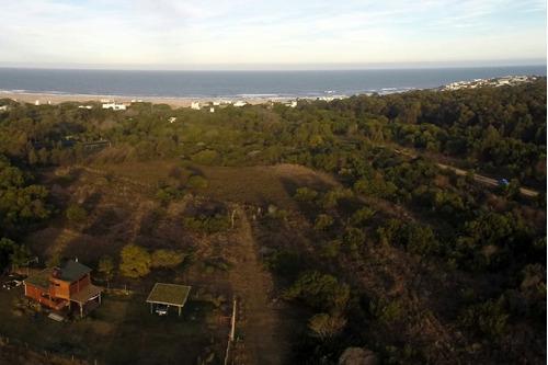 caserito punta rubia (1200m terreno cercado)