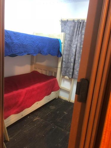 casita 2 dormitorios