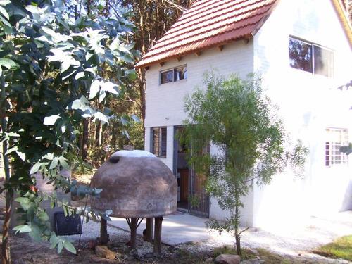 casita de tejas, impecable, anaconda.a 6c/ playa