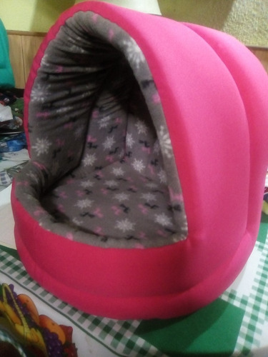 casita iglu para gatos