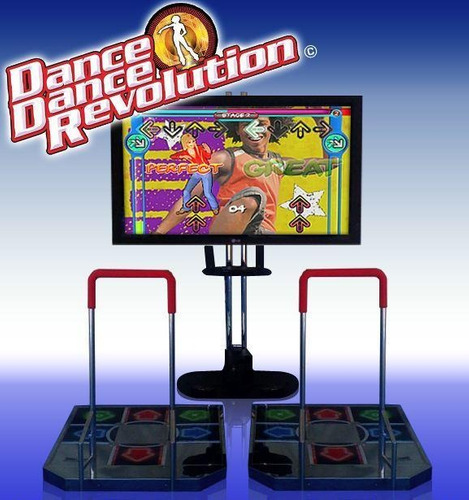 castillos inflables juego dance revolution alquiler