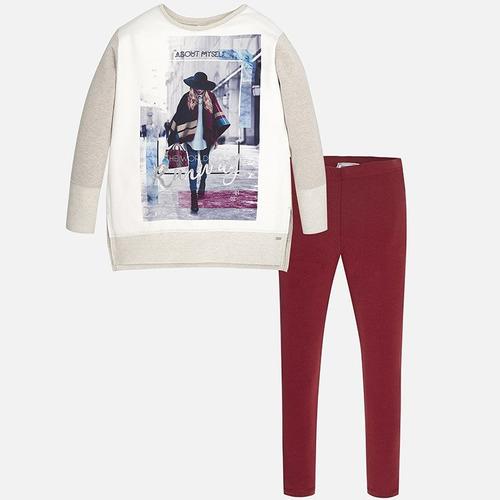 catálogo ropa mayoral niña de  8 a 18 años invierno 2017
