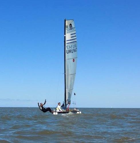 catamaran racecat 16´