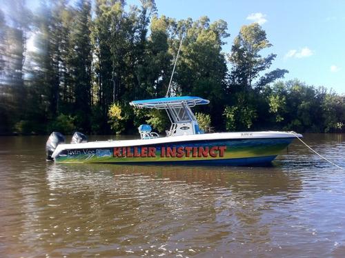 catamaran twin vee 29´ impecable 500hp poco uso lancha