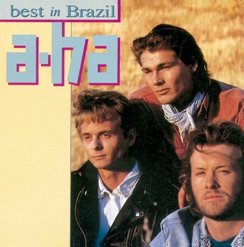 cd a-ha - best in brazil