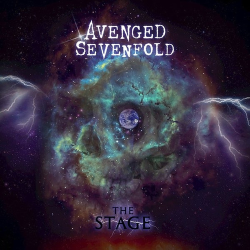 cd avenged sevenfold - the stage