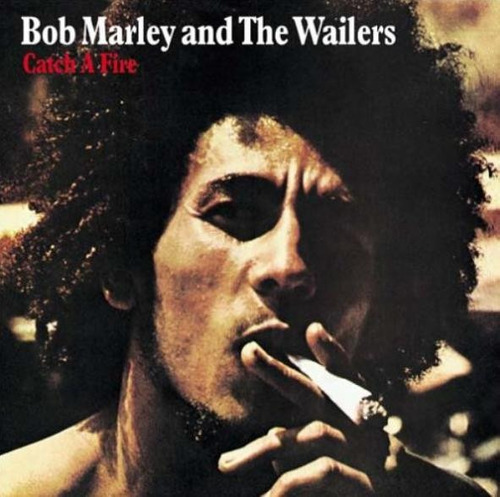 cd bob marley - catch a fire (92563)
