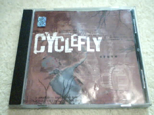 cd cyclefly - crave - cd