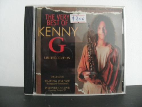cd de kenny g , importado, como nuevo