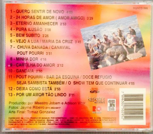 cd exalta samba - só sucesso.