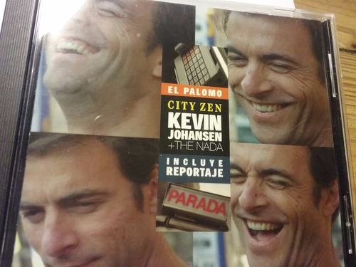 cd kevin johansen-city zen+the nada+reportaje