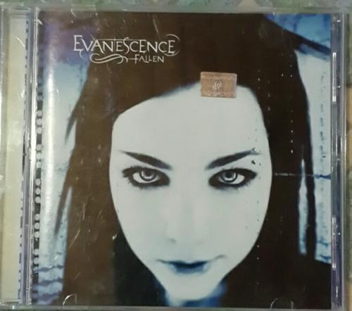 cd música metal evanescence