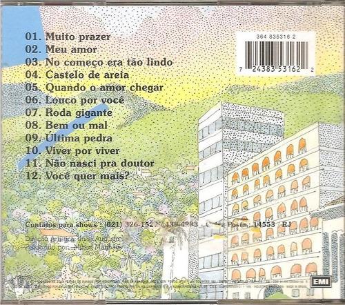 cd razao brasileira - a cara do brasil (grupo samba pagode)