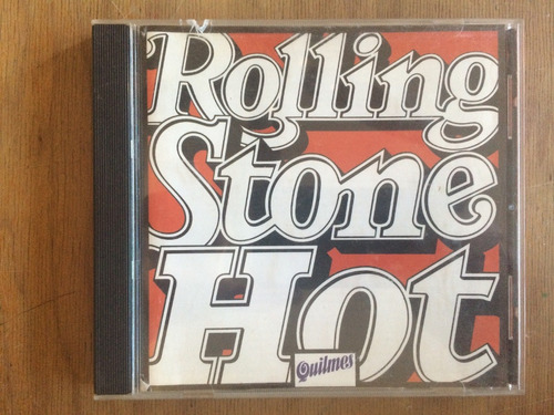 cd rolling stone hot quilmes
