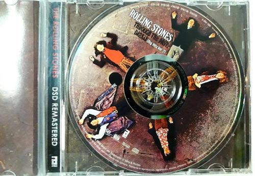 cd rolling stones through  the past darkly 2002 remaster oka