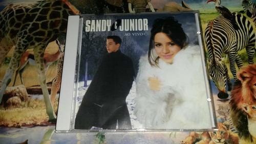 cd sandy e junior quatro estações o show ao vivo perfeito