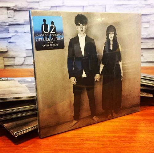 cd u2 songs of experience deluxe nuevo 2017 en stock