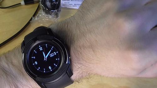 celula smart watch ios