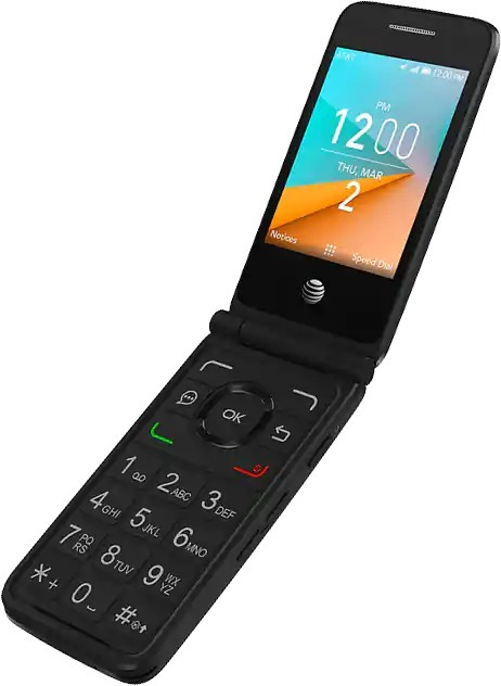 Celular Alcatel Flip 2 4g 16gb Snapdragon Camara Easybuy