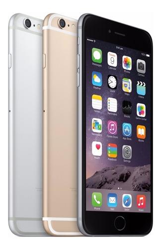 celular apple iphone 6 16gb recertificado + vidrio