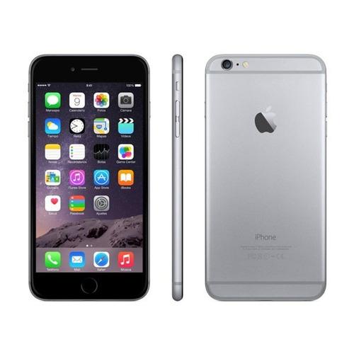 celular apple iphone 6s 16gb gris - la calidad superior