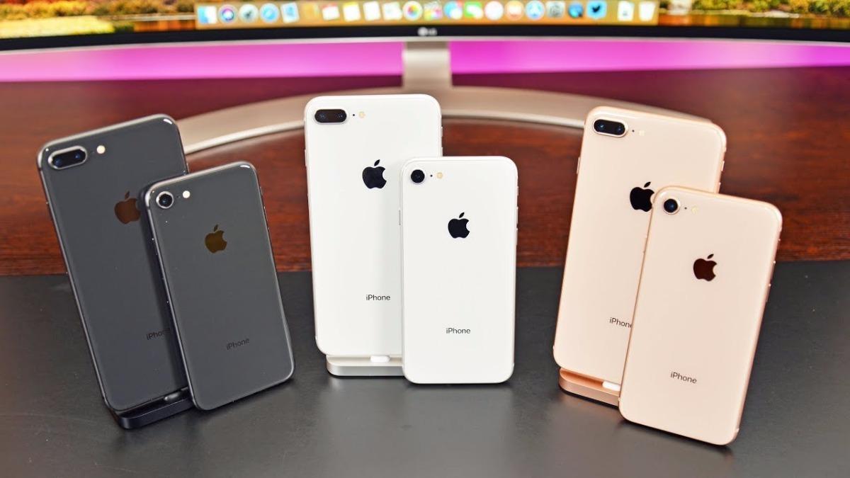 af97d3c26a9 Celular Apple iPhone 8 Plus 256gb Silver Gray - U$S 1.699,00 en ...