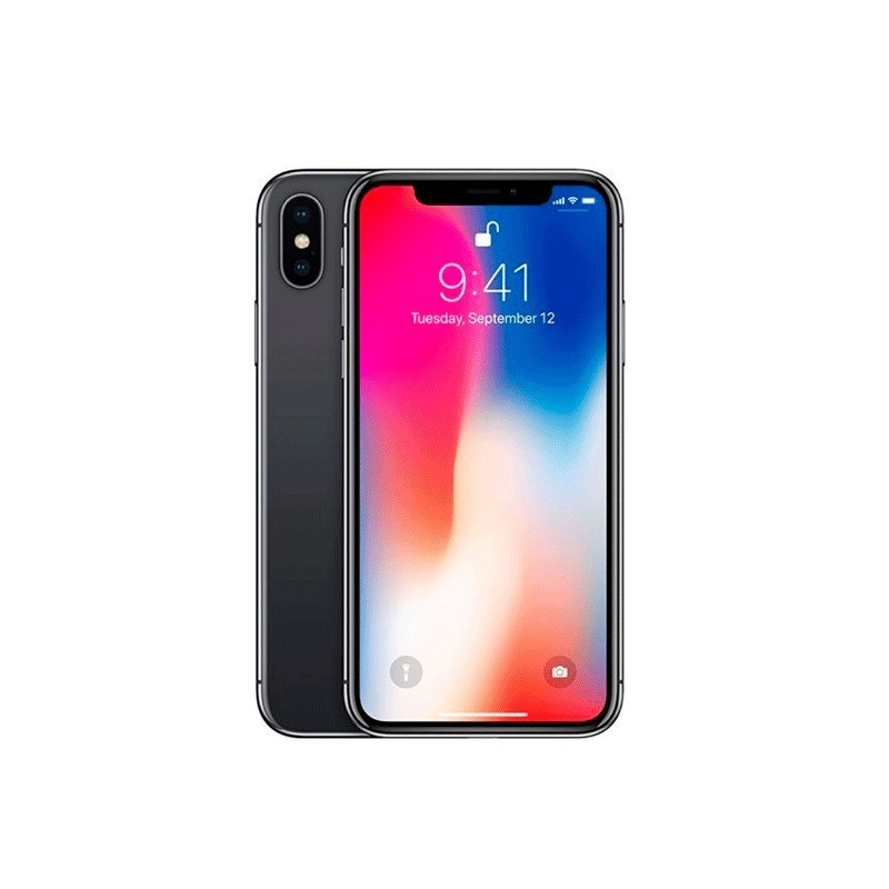 caf9b0dd3b3 Celular Apple iPhone X 256gb Space Gray - Netpc - U$S 1.797,00 en ...