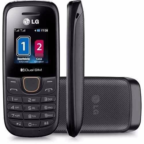 celular barato lg a275 dual chip desbloqueado pronta entrega