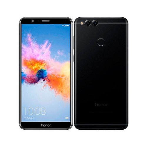 celular huawei honor 7x l24 - black - dualsim - netpc