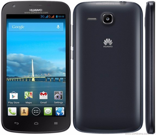 celular huawei y600 negro dual 5mpx 5 android 4.2 512mb