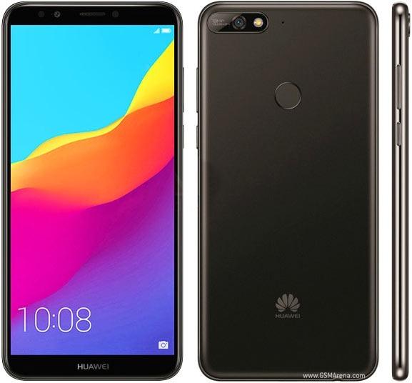 c0f4ba821dd Celular Huawei Y7 2018 Huella 6pulg 8 Nucleos Easybuy Tienda - U$S ...