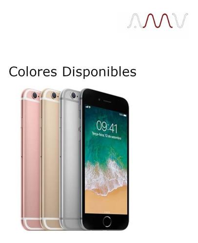 celular iphone 6s plus 5,5 32gb nuevo! garantía 1 año amv