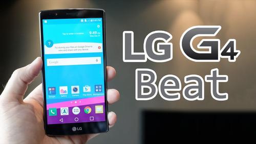 celular lg g4 beat libre como nuevo en caja y estuche
