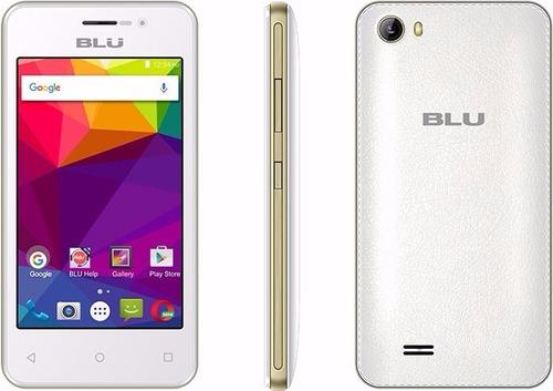 celular neo energy mini blu pantalla 4 quad core android 5.1