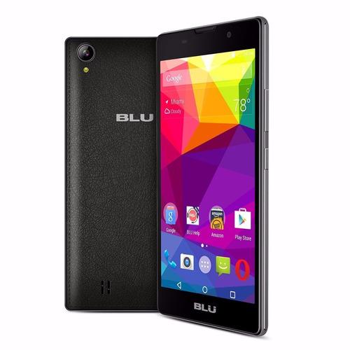 celular neo x blu dual sim pantalla 5  quad core cámara 5mp