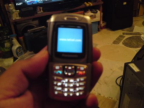 celular panasonic x-300 en excelente estado,gsm para telcel
