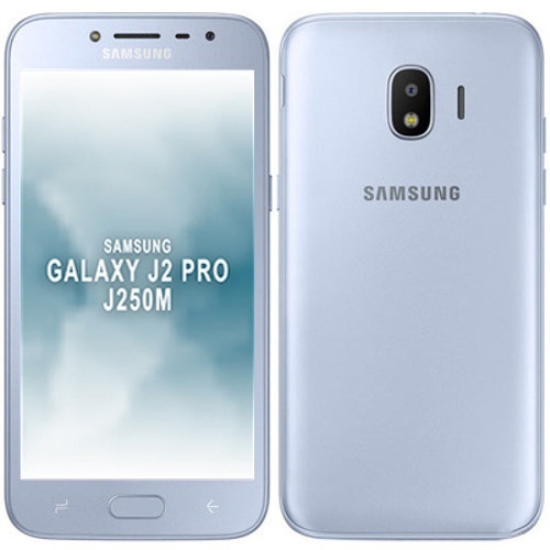celular samsung g250m j2 pro plateado quadcore, pantalla 5