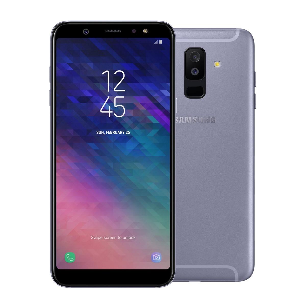 6049c39828 celular samsung galaxy a6 plus 2018 64gb 4gb gtia oficial. Cargando zoom.