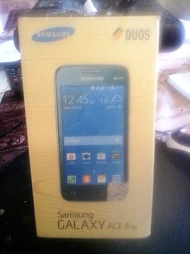 celular samsung galaxy ace 4 neo / duos libre