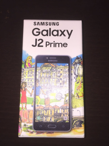 celular samsung galaxy j2 prime 8g lte negro p/ antel
