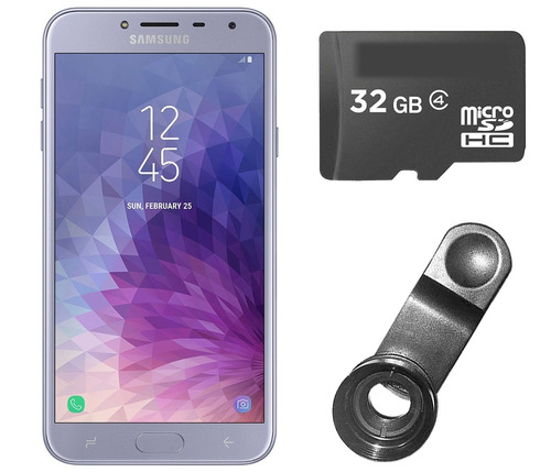 celular samsung galaxy j4 5,5 4g 2gb 32gb + 32gb +regalo amv