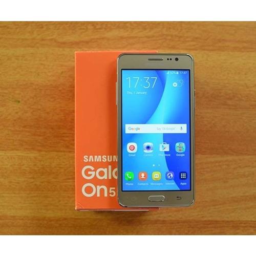 celular samsung j500h/ds galaxy j5 dual dorado - oferta