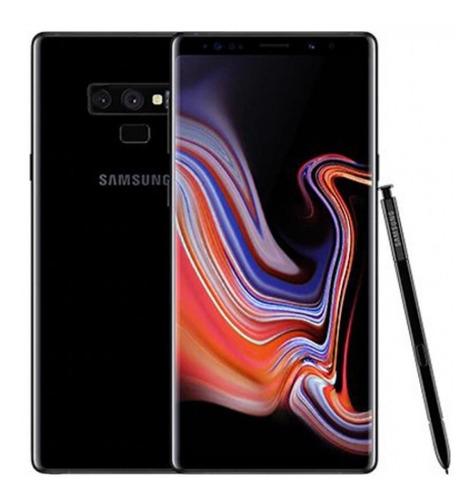 celular samsung n960fd galaxy note 9 dual negro - dualsim