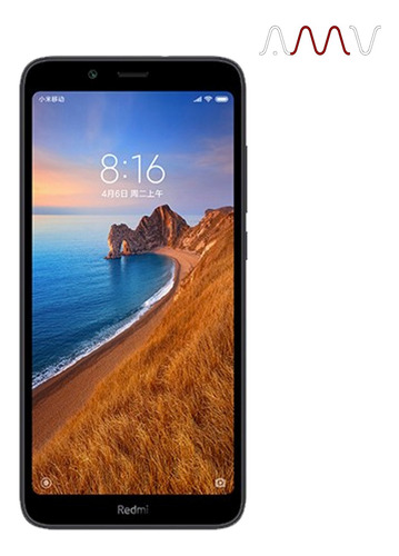 celular xiaomi redmi 7a 5,5 ips lte 2gb 16gb bat 4000mah amv