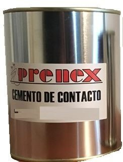 cemento de contacto 1 litro prenex