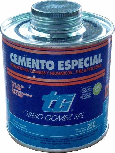cemento para parches 1 kilo - tg